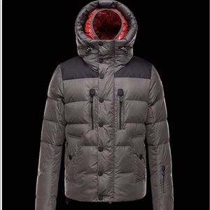 💯authentic Moncler Grenoble Rodenberg down jacket
